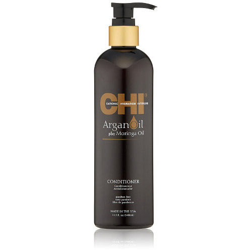 Kondicionierius su argano ir moringų aliejumi CHI Argan Oil Conditioner 340ml-0