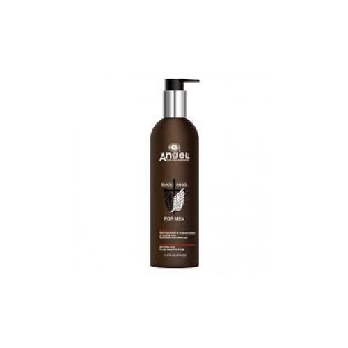 Šampūnams plaukams nuo pleiskanų Angel Mens Black Angel Oil Control & Dandruff 400ml-13979