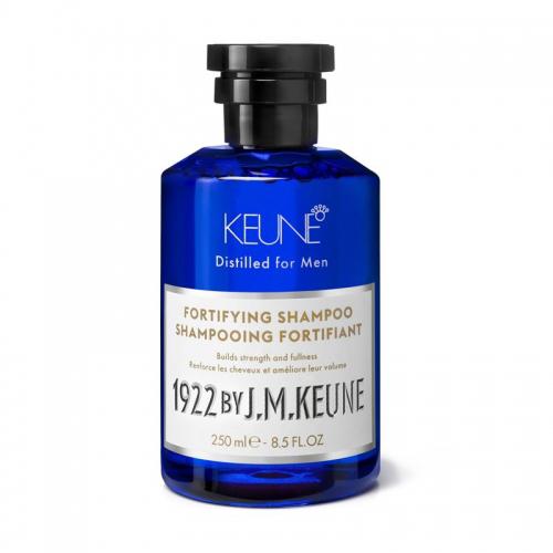 Plaukus striprinantis vyriškas plaukų šampūnas 1992 by J.M. Keune Fortifying Shampoo 250ml-0