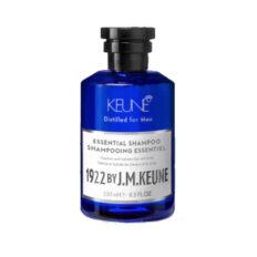 Švelniai valantis vyriškas šampūnas plaukams ir kūnui 1992 by J.M. Keune Essential Shampoo 250ml-0