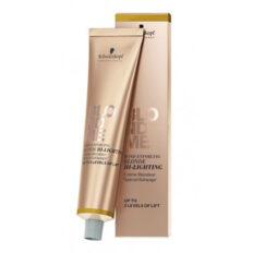 Schwarzkopf BlondMe HI-Lighting saitus stiprinantis plaukų dažymo sruogelėmis kremas 60ml