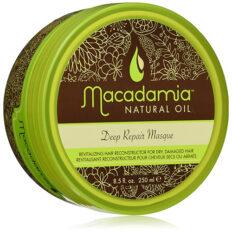 Macadamia Oild Deep Repair atkuriamoji kaukė pažeistiems plaukams 236ml-0