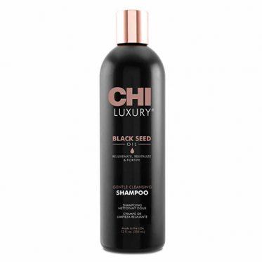 Plaukų šampūnas CHI Luxury Black Seed Oil Gentle Cleansing 355ml-0