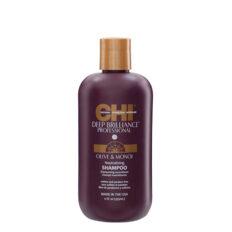 Drėkinantis plaukų šampūnas CHI Deep Brilliance Neutralizing Shampoo 355ml (3)-0