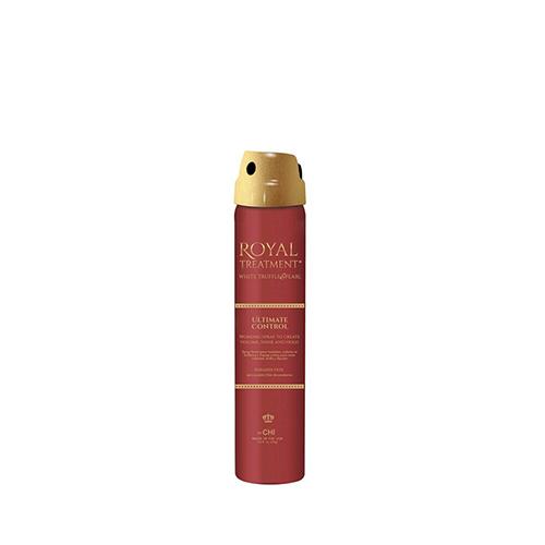 Apimties suteikiantis plaukų lakas CHI Royal Treatment Ultimate Control Hair Spray 74g-0