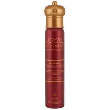 Blizgesio suteikiantis purškiklis CHI Royal Treatment Rapid Shine 150g-0