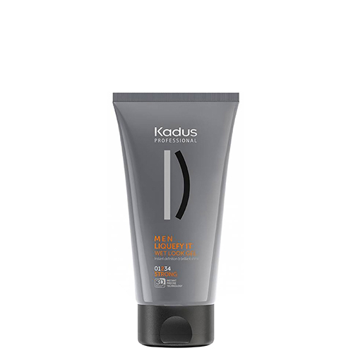 Šlapio efekto gelis Kadus Professional Men Liquefy It Gel 150ml (2)-0