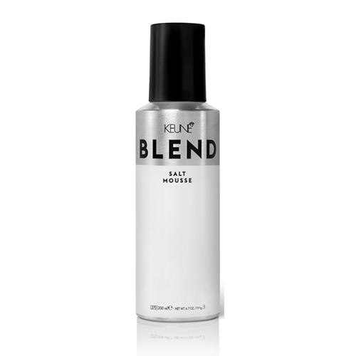 Apimtį ir tekstūrą suteikiančios putos Keune Blend Salt Mousse 200ml-0