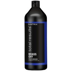 Plaukų kondicionierius Matrix Total Results Brass Off Conditioner 1000ml-0