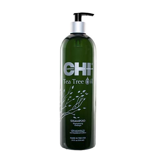 Šampūnas su arbatmedžio aliejumi CHI Tea Tree Oil Shampoo 739 ml-0