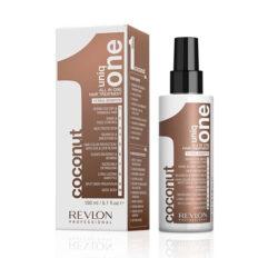 Purškiama plaukų kaukė Revlon Coconut Hair Treatment 150ml-0