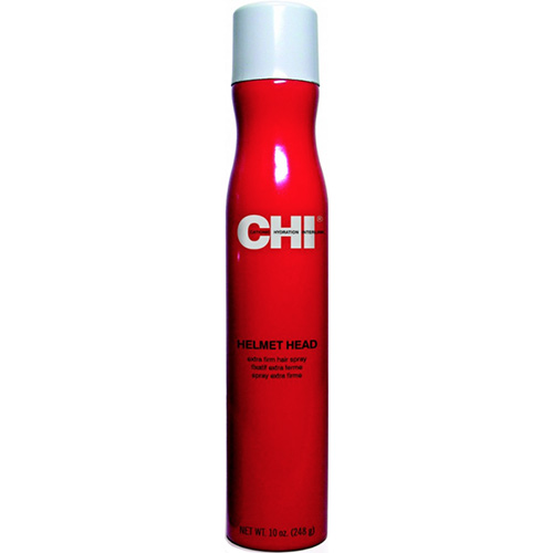 Stirpios fiksacijos plaukų lakas CHI Helmet Head Extra Firm Hair Spray 284g-0
