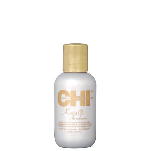 Šilkas plaukams CHI Keratin Silk Infusion 15 ml-0