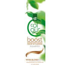 Dažantis plaukus šampūnas Henna Plus Colour Boost Warm Blond 200ml-0