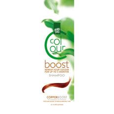 Dažantis plaukų šampūnas Henna Plus Colour Boost Copper 200ml-0