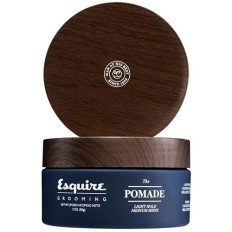 Plaukų pomada Esquire Grooming Light Hold Medium Shine Pomade 85g-0