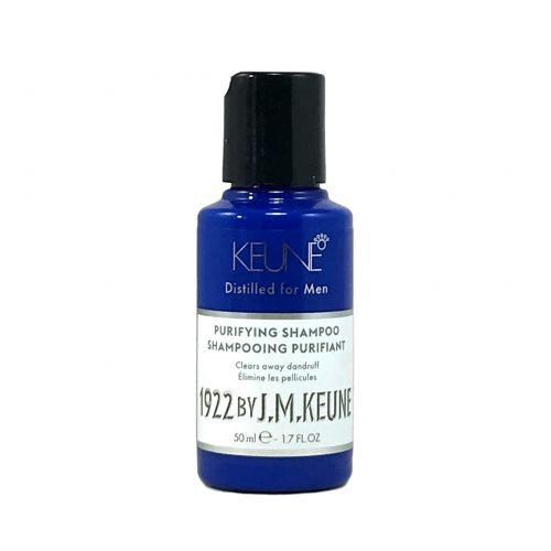 Šampūnas vyrams nuo pleiskanų 1992 by J.M. Keune Purifying Shampoo 50ml-0