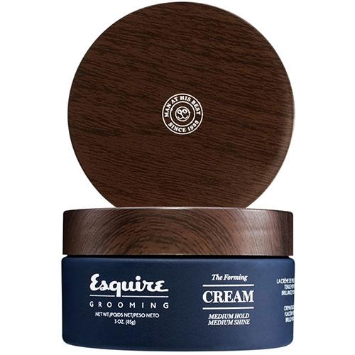 Plaukų formavimo kremas Esquire Grooming Medium Hold Medium Shine Cream 85g-0