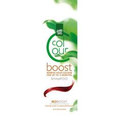 Dažantis plaukų šampūnas Henna Plus Colour Boost Red 200ml-0