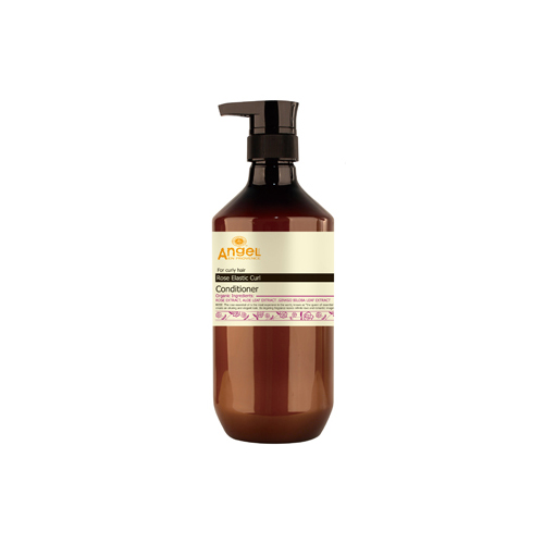 Kondicionierius garbanotiems plaukams Angel Rose Elastic Curl Conditioner 800ml-0