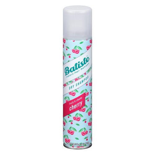 Sausas šampūnas Batiste Dry Shampoo Fruity & Cheeky Cherry 200ml-0