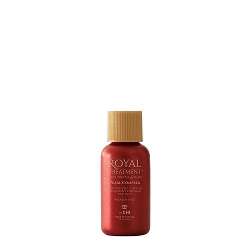 Plaukų Atkuriamoji Priemonė CHI Royal Treatment Pearl Complex 15ml-0