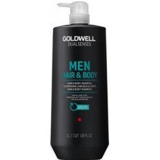 Vyriškas plaukų ir kūno šampūnas Goldwell Dualsenses For Men Hair & Body 1000ml-0
