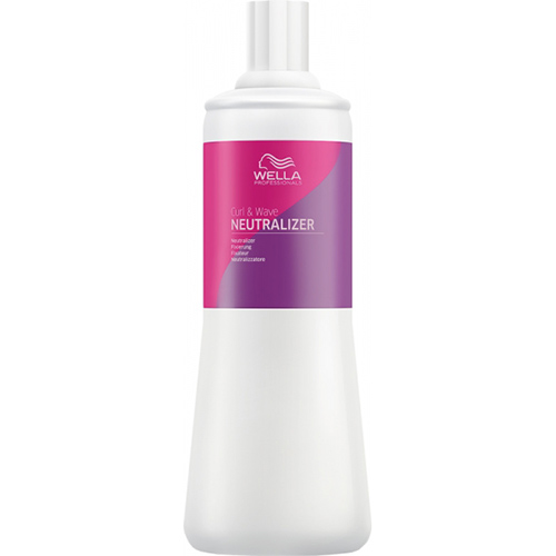 Cheminio šukavimo losjonas Wella Curl & Wave Neutralizer 1000ml-0