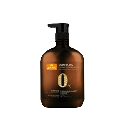 Švelniai valantis šampūnas Angel Zero Dregree Oil Control Cold Shampoo 250ml-0