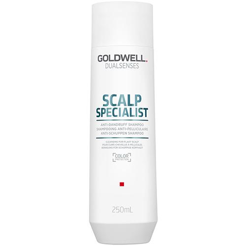 Šampūnas nuo pleiskanų Goldwell Dualsenses Scalp Specialist Anti-dandruff Shampoo 250ml-0