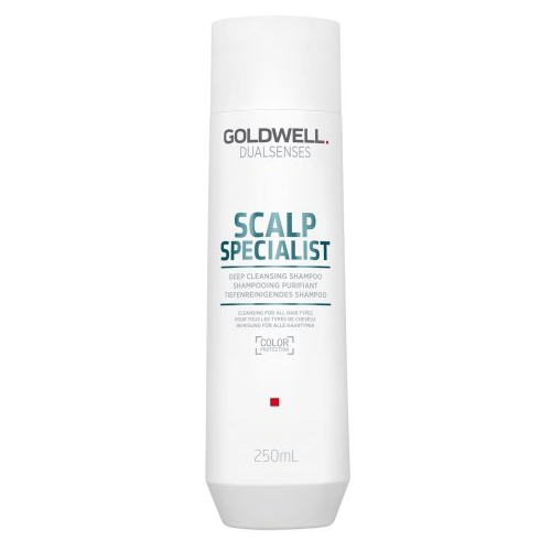 Galvos odą valantis šampūnas Goldwell Dualsenses Scalp Specialist Deep Cleansing 250ml-0