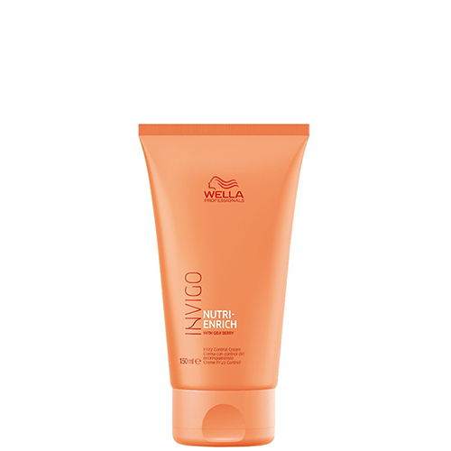 Glotninamasis kremas Wella Nutri-Enrich Invigo Frizz Control Cream 150ml-0