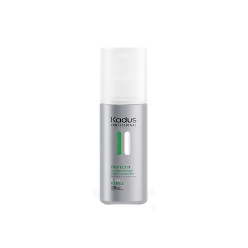 Modeliavimo losjonas, saugantis nuo karščio Kadus Protect It Volumizing Heat Protection Spray 150 ml-0