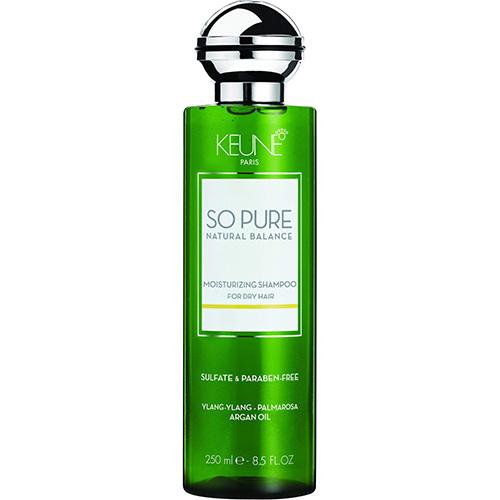Drėkinamasis šampūnas Keune So Pure Moisturizing Shampoo 250ml-0
