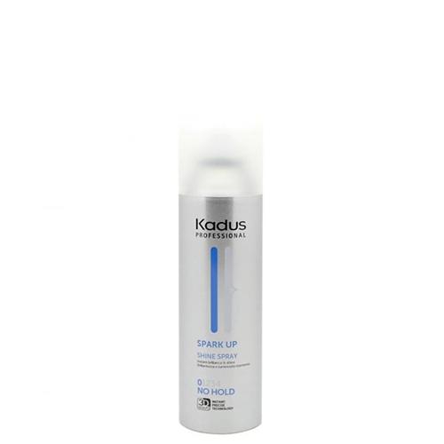 Purškiamas blizgesys Kadus Spark Up Shine spray No Hold 200 ml-0