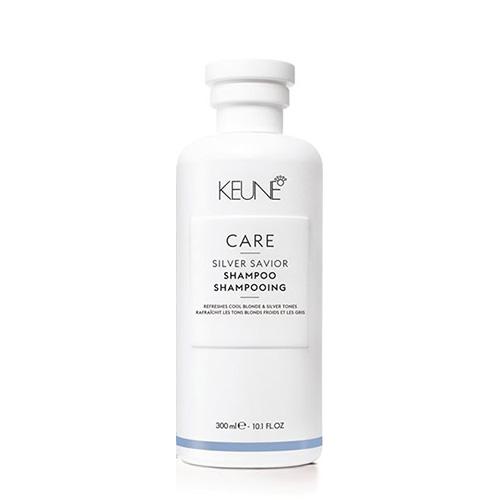 Šampūnas šviesiems plaukams Keune Care Silver Savior Shampoo 300ml-0