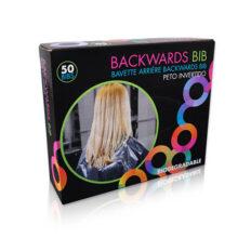 Apsauginė plėvelė pečiams uždengti Framar Backwards Bib 38x24 50 vnt. -0