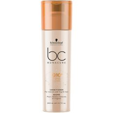 Kondicionierius plaukams Schwarzkopf Professional BC Q10 Restore Conditioner 200ml-0