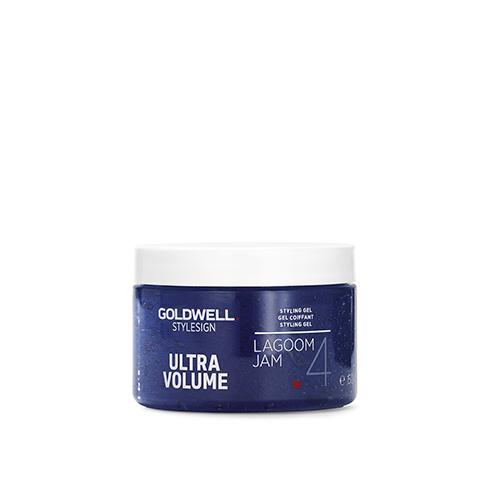 Modeliavimo želė Goldwell Ultra Volume Lagoom Jam 4 Styling Gel 150ml-0