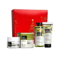 Farcom Mea Natura Olive rinkinys kūnui ir veidui 300x200x50 ml