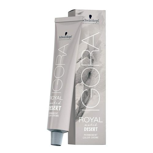 Schwarzkopf Igora Royal Muted Desert Color Cream plaukų dažai 60 ml