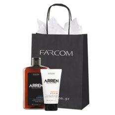 Farcom ARREN MEN Purify rinkinys vyrams 400x150 ml