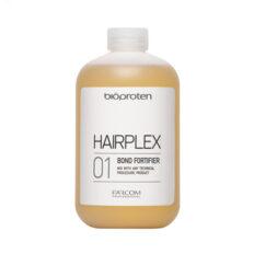 Apsauginė plaukų priemonė techninių procedūrų metu Farcom Bioproten HAIRPLEX Bond Fortifier 01 525 ml