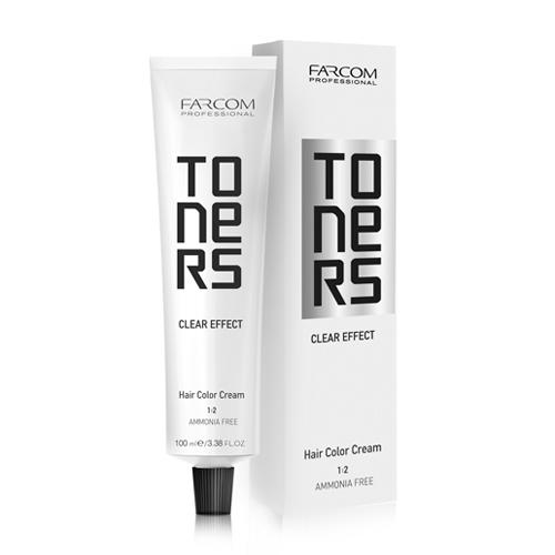Farcom Professional Toners tonuojantys plaukų dažai 100 ml