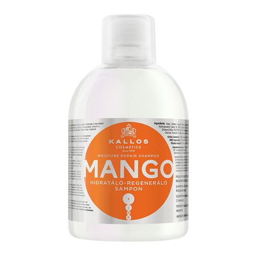Šampūnas sausiems plaukams Kallos KJMN Mango Shampoo 1000 ml
