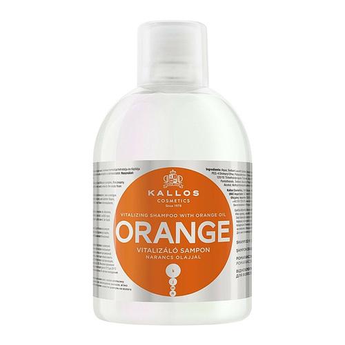 Šampūnas sausiems plaukams Kallos Vitalising Orange Shampoo 1000 ml