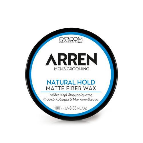Plaukų vaškas Farcom ARREN Men Matte Fiber Wax 100 ml