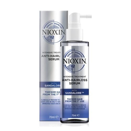 Serumas nuo plaukų slinkimo Nioxin Anti-Hair Loss Serum 70ml
