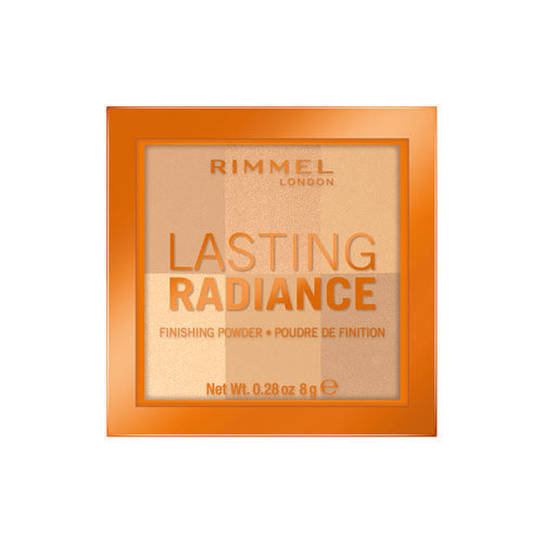 Sausa pudra Rimmel London Lasting Radiance Finishing Powder