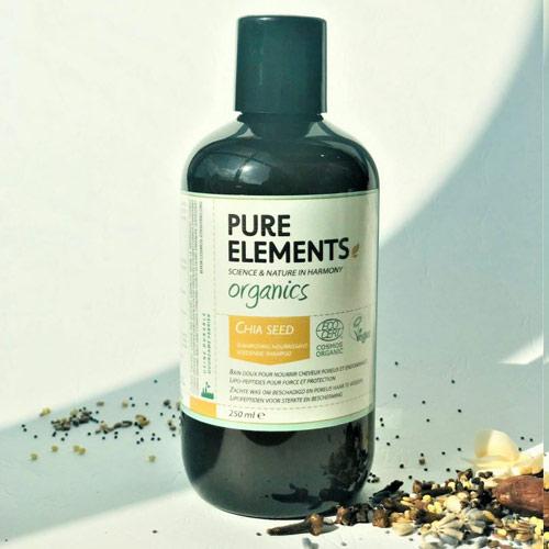 Plaukus maitinantis šalavijų sėklų šampūnas Chia Seed Nourishing Shampoo 250ml